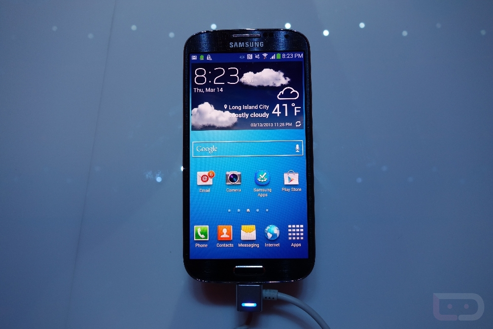 Video Overview  Samsung Galaxy S4 Hardware  Software Tour And Gallery