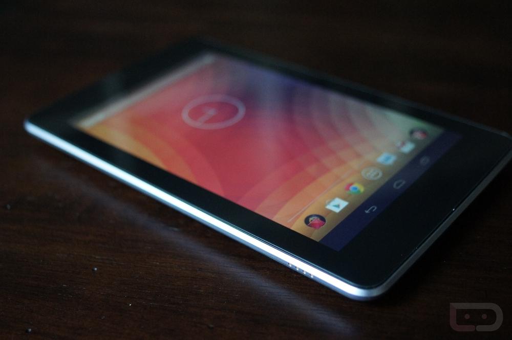 Nexus 7 Tempered Glass Protector