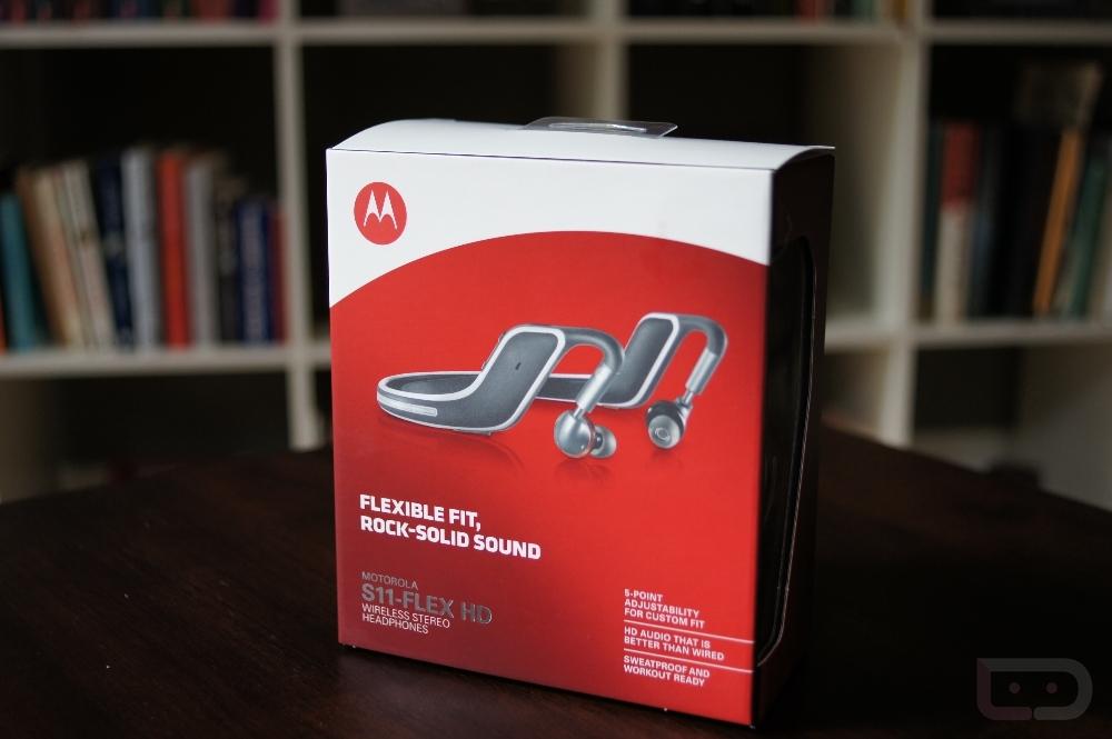 Motorola S11-Flex HD Headphones