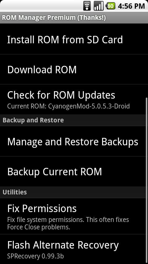 Dm Updater