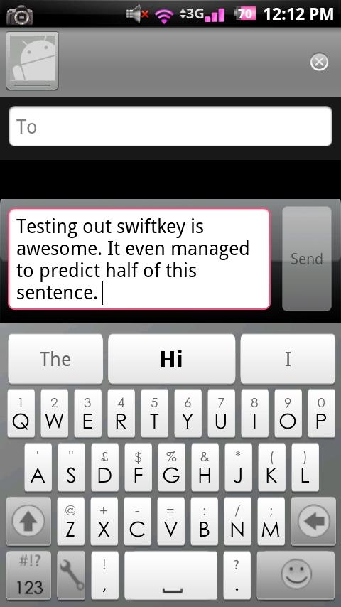 Download: SwiftKey Beta 0 9 15 – Droid Life