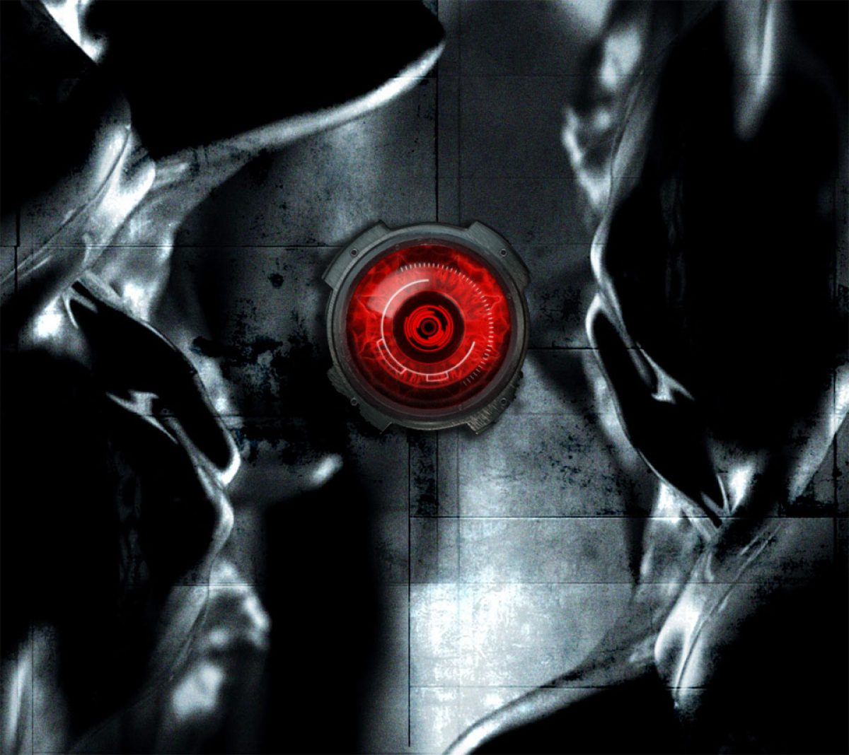 Download: DROID X Red Eye Wallpaper