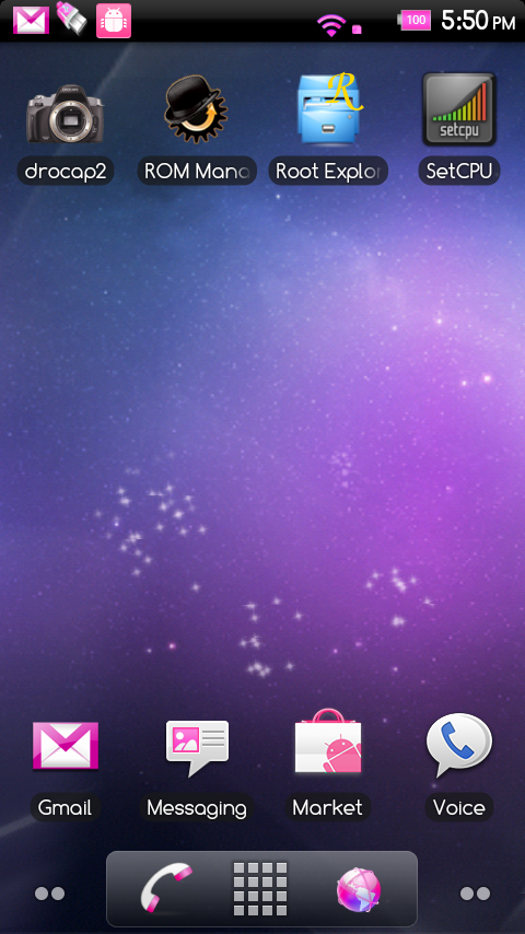 Download Samsung Galaxy S Live Wallpapers For Your Droid