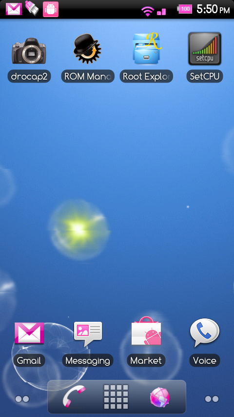Another Day Ported App From Android Device Yep Were Laughing At You Apple Who Wants The New Live Wallpapers