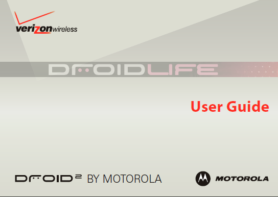 Exclusive: DROID 2 User Guide   Droid Life