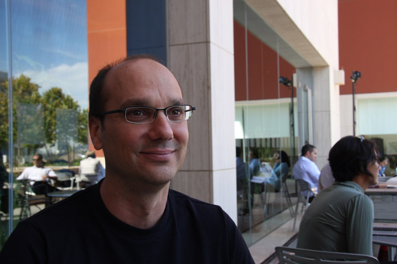 Android creator Andy Rubin is leaving Google!