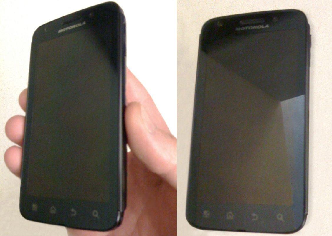 Verizon s COO John Stratton  Verizon Motorola 4g Phones