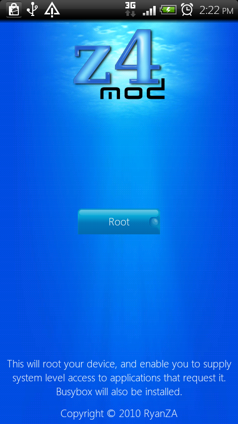 z4root is the Newest 1-Click Root App, Should Root Almost Anything