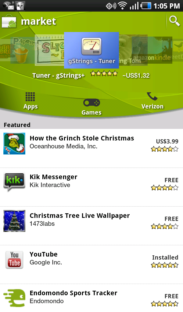 Download: New Android Market Version 2 2 6 for All 2 2