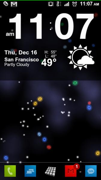 Download: Nexus S Microbes Live Wallpaper (Updated)