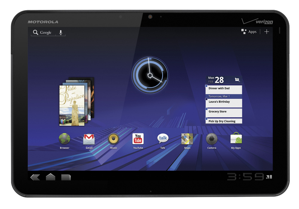 motorola xoom official