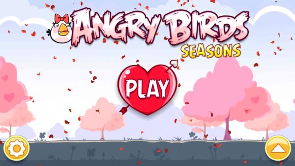Angry Birds Seasons Update Brings in Valentine's Edition ...