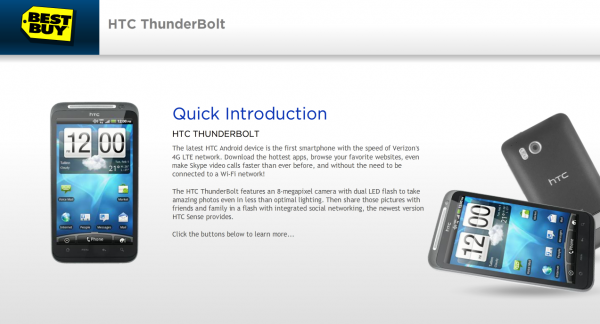 Thunderbolt dating site