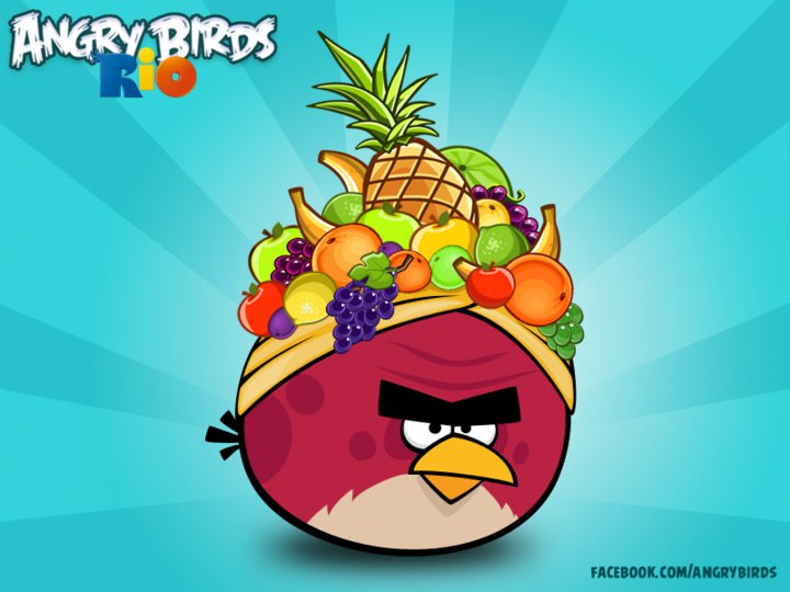 Angry Birds Rio Headed To Android Market With Ads This