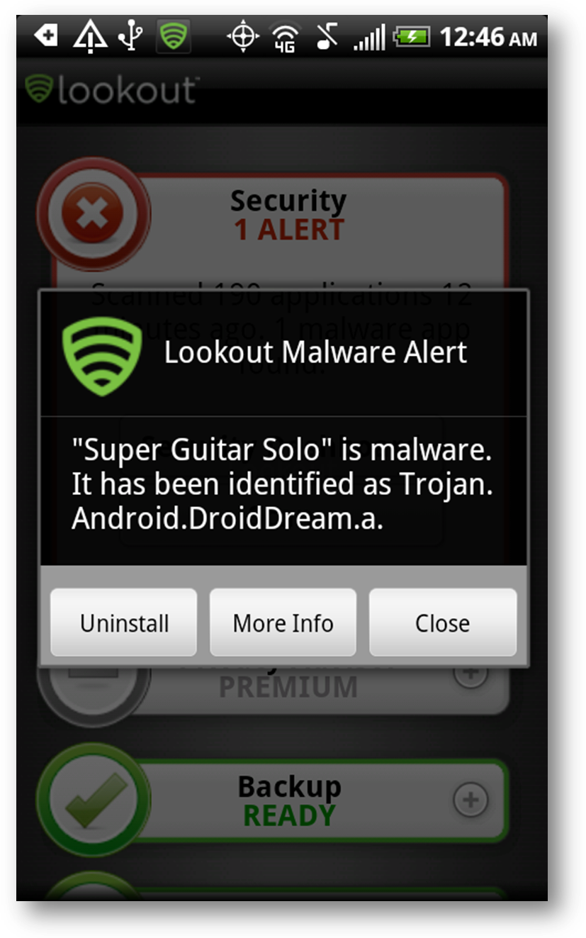 DroidDream Malware Enters Official Android Market, Chaos
