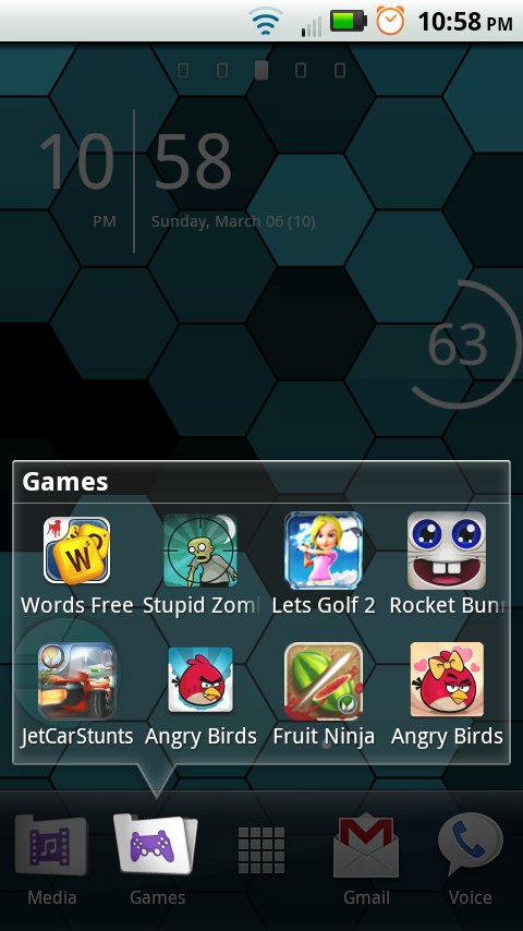 Download: Xperia Arc Launcher for All Devices – Droid Life