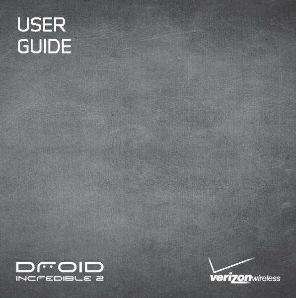Download: DROID Incredible 2 User Manual