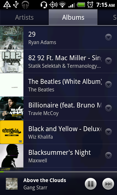 Download: New Android Music Player 3 0 336 – Droid Life