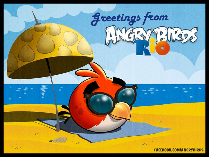angry birds rio update lands next week droid life. Black Bedroom Furniture Sets. Home Design Ideas