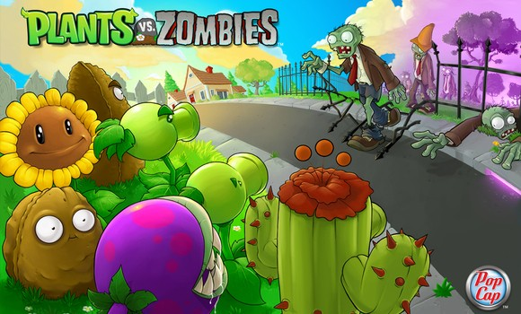 Plants vs. Zombies DOWNLOAD APK+SD DATA Android Game