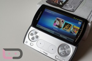 sony xpera play