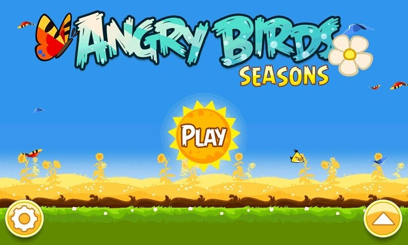 Angry Birds Seasons Pignic