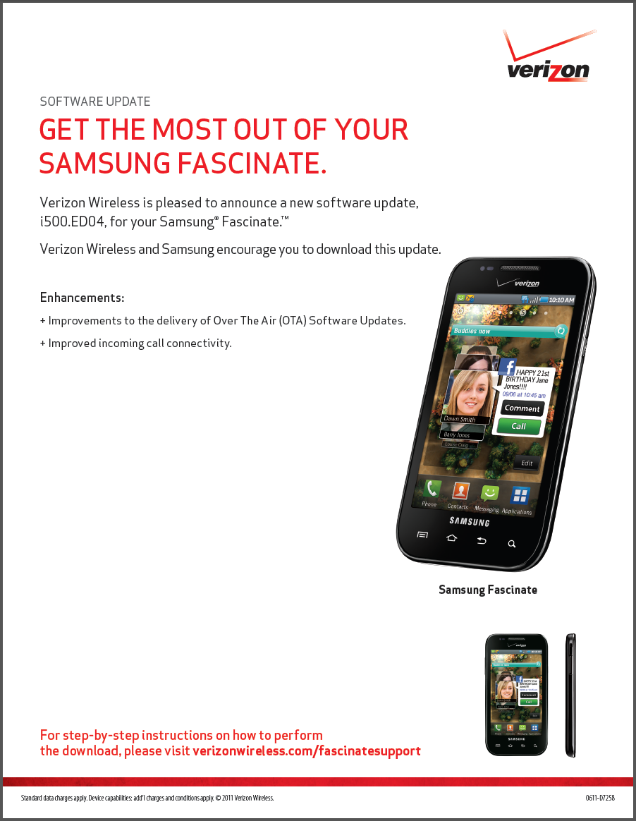 The Lifeline program provides Verizon wireless free phones to qualified low-income individuals, as well as those living in tribal lands. Therefore, the Lifeline federal program gives discounts to qualified customers monthly on their Verizon wireless bills.