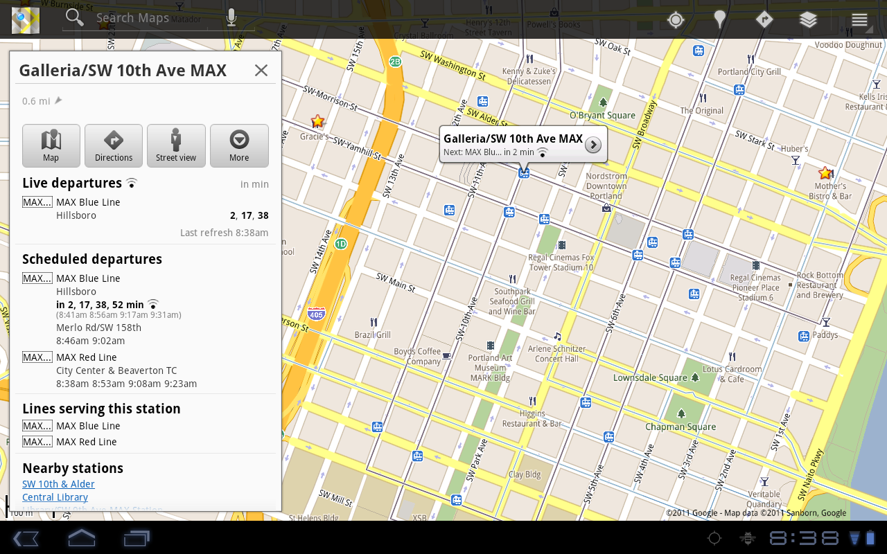 Pin San Francisco Map on Pinterest