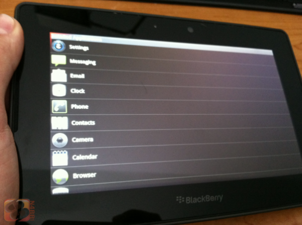android playbook leak