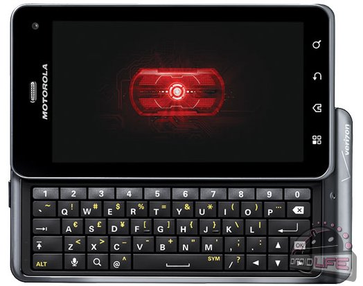 DROID 3 Looking at New Update from Motorola as Well – Droid Life