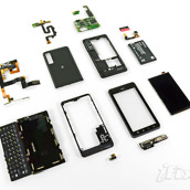 droid3 teardown