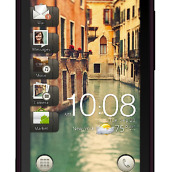 htc rhyme front