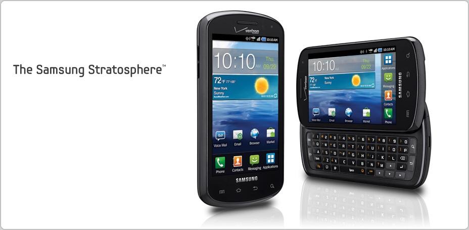 Verizon Samsung 4G Lte User Manual