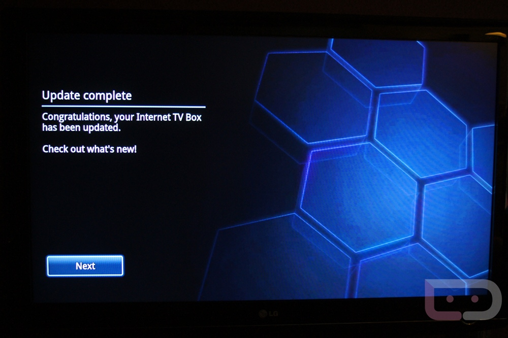 google tv honeycomb