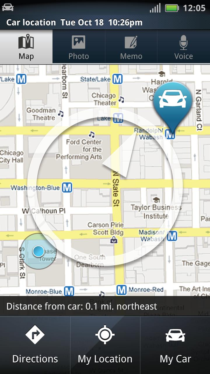 Motorola Releases Special Car Finder App For DROID RAZR