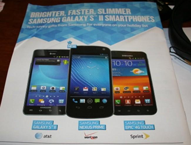 """Best Buy Seems Confused, Calls Galaxy Nexus the """"Nexus ..."""