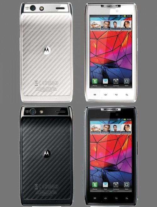 White Motorola DROID RAZR in the Works? | Droid Life