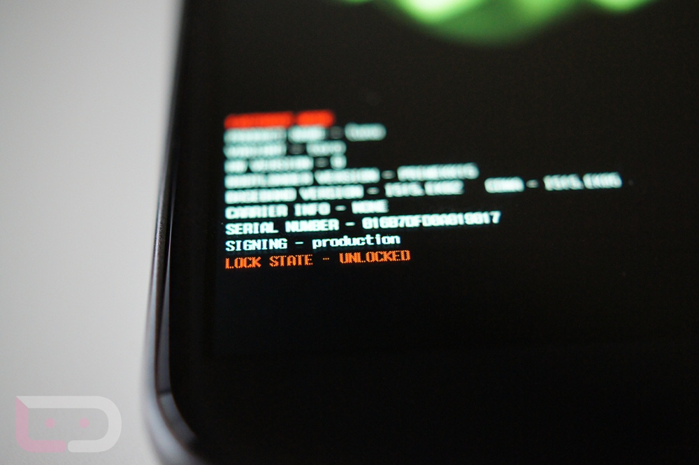 galaxy nexus verizon unlocked bootloader