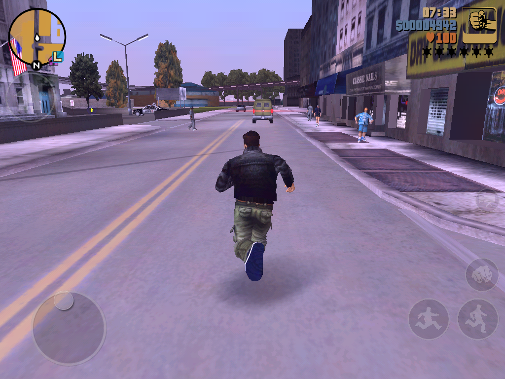 rockstar games releases grand theft auto iii for mobile