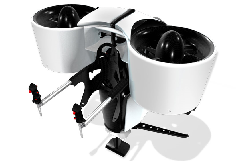 Jetpack Droid Life