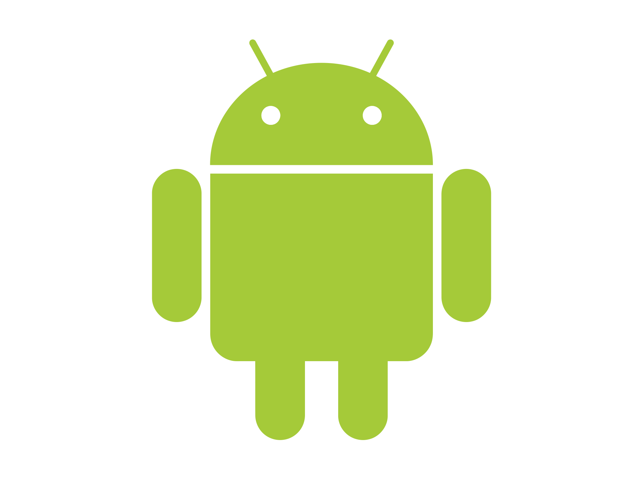 Android Logo: IDC: Android Controls 59% Of The World's Smartphone Market