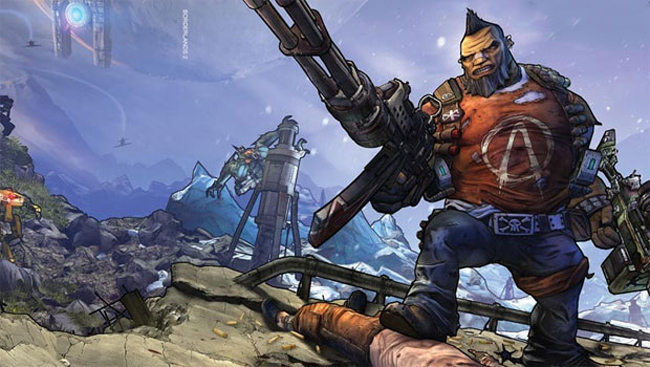 Borderlands 2 And Demolition Inc. Shown Off On Tegra 3 ...