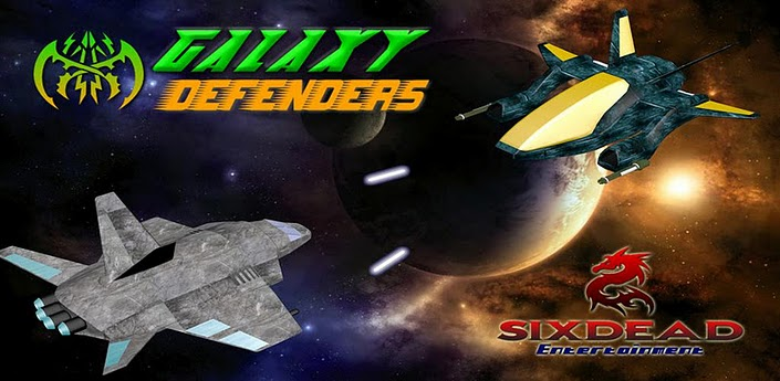 Galaxy Defenders Released Onto Android Market, Get Your Spaceship