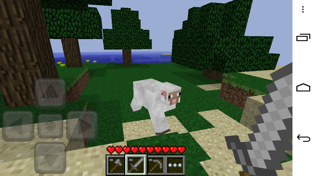 Minecraft Pocket Edition Updated, Survival Mode Now Available