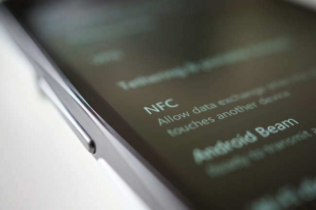 nfc android iphone