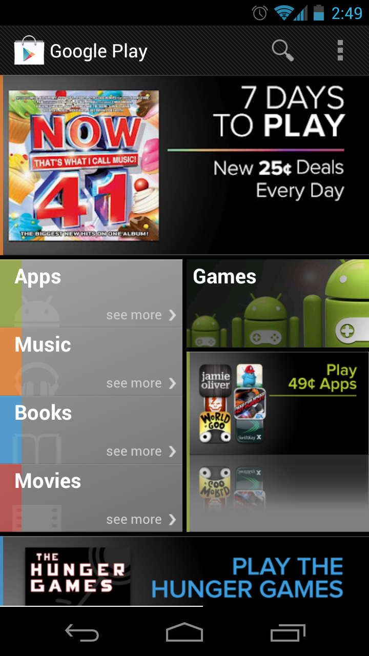Download: New Google Play Store Version 3 4 6 – Droid Life