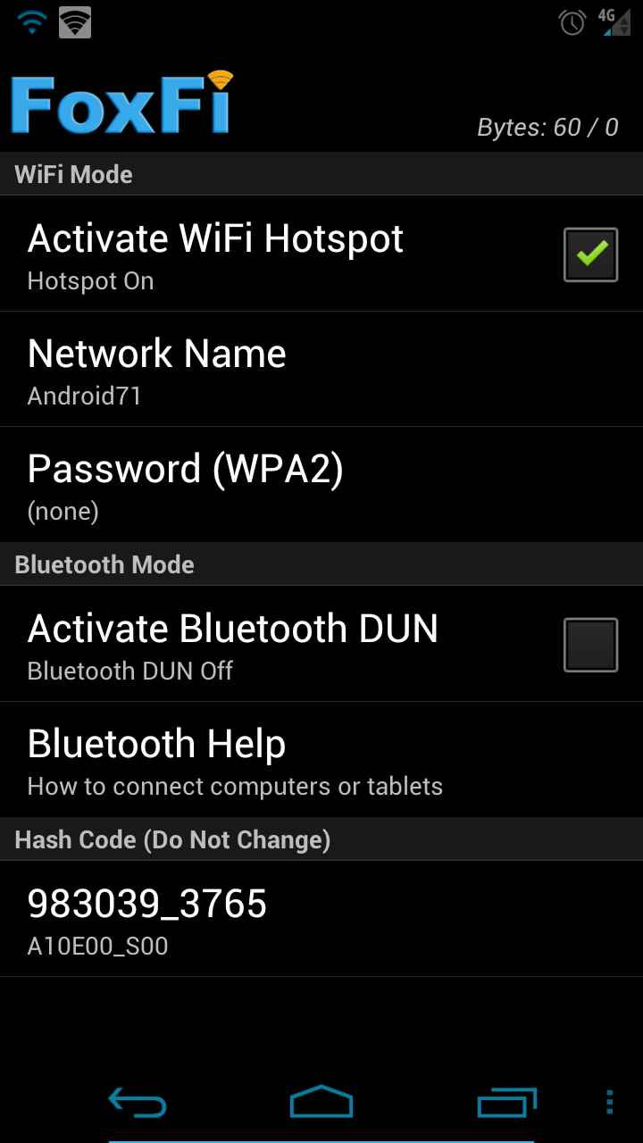how to make your phone into a mobile hotspot