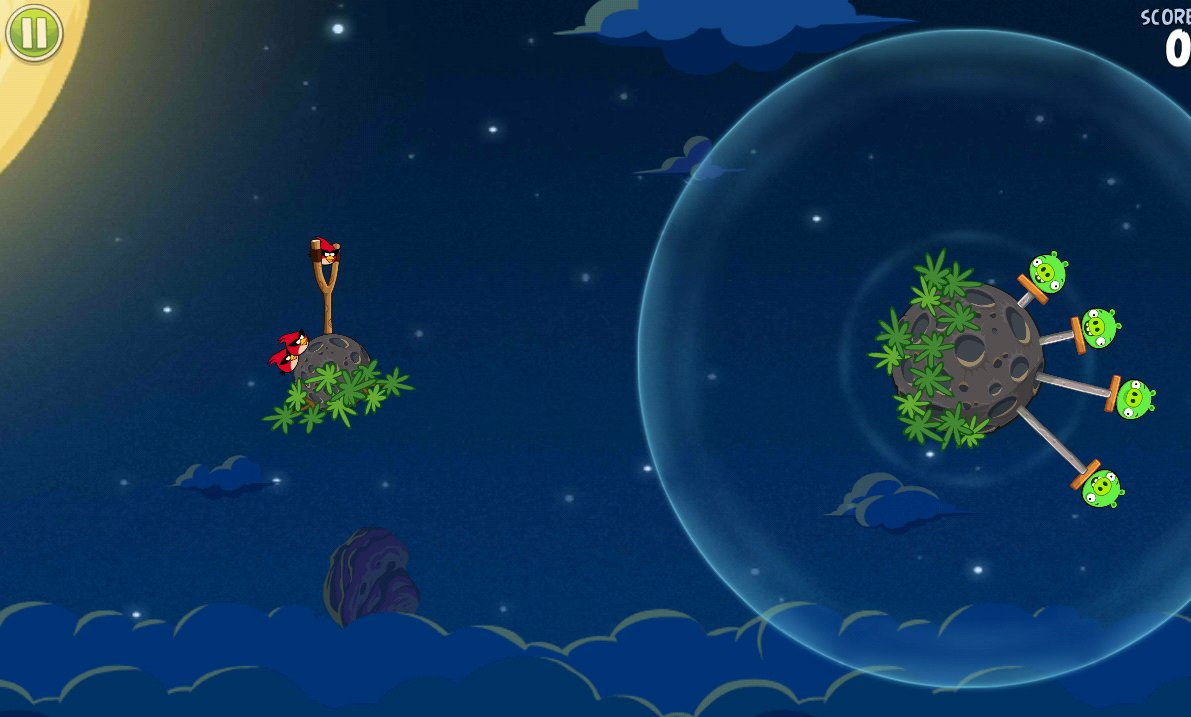 Download Angry Birds Space v1.0.0 GAME