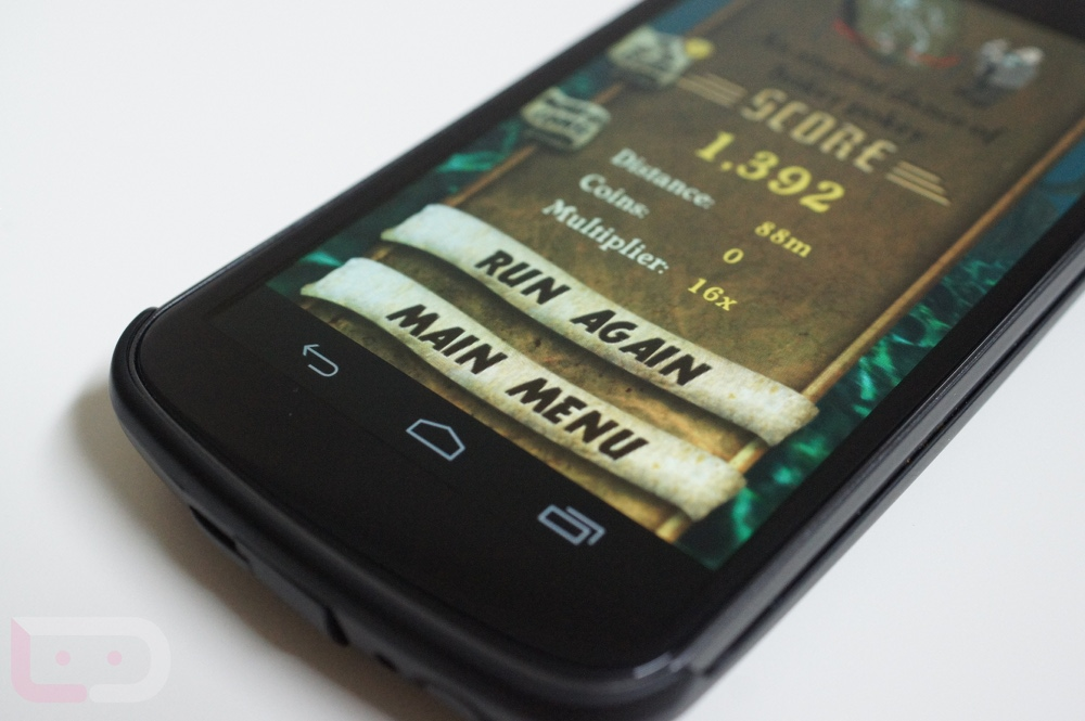 Temple Run Updated, Compatibility Issues Fixed For ICS Devices1000
