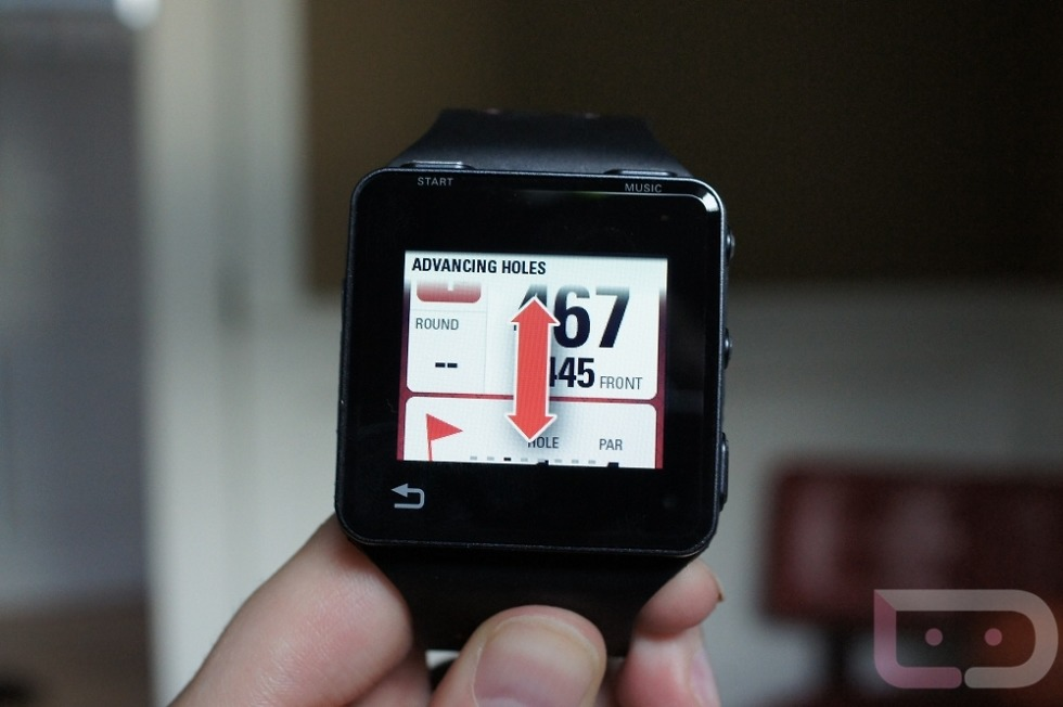 motoactv golf update build 6 6 is available now quick hands on rh droid life com MOTOACTV Waterproof MOTOACTV Review